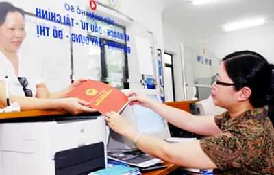 Các trường hợp được cấp sổ đỏ tại Hà Nội