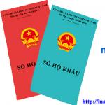 Thủ tục nhập hộ khẩu ở Hà Nội