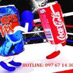 Coca – Cola và Pepsi trận chiến chưa bao giờ kết thúc