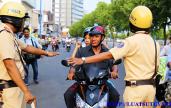 Chỉ 05 trường hợp này cảnh sát giao thông có quyền dừng xe