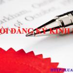 Những trường hợp bị thu hồi giấy chứng nhận đăng ký kinh doanh