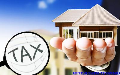 Cách tính thuế phải nộp khi bán nhà đã qua sử dụng