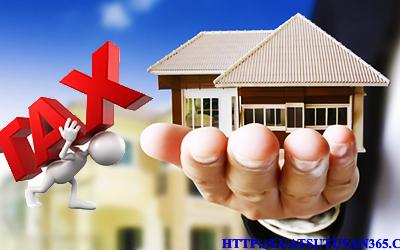 Các loại thuế và phí phải nộp khi mua bán quyền sử dụng đất
