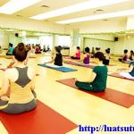 Thủ tục thành lập trung tâm thể thao dạy Yoga