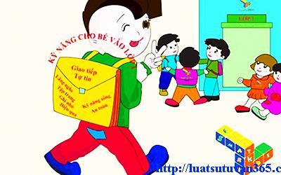 Xin giấy phép hoạt động giáo dục đào tạo kỹ năng sống