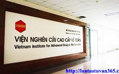 Thành lập viện nghiên cứu trực thuộc liên hiệp khoa học Việt Nam